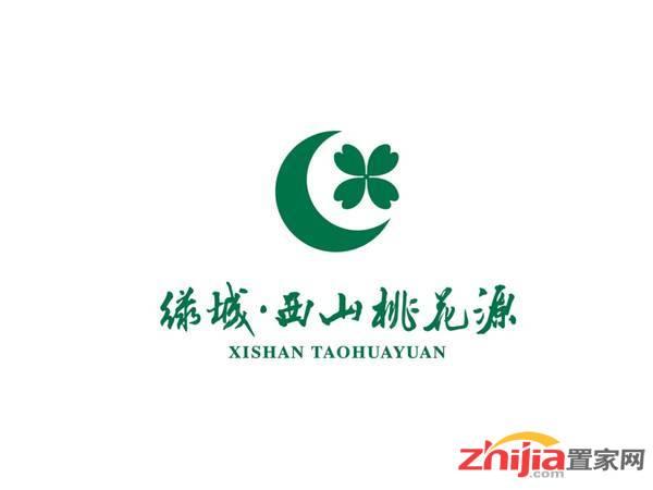 绿城西山桃花源 logo