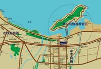 石药健康城 交通图