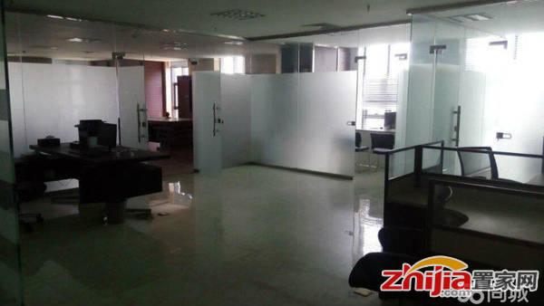 鑫科国际广场270平精装隔断方正户型1.8元急租