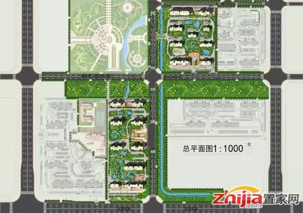 荣盛·公园印象