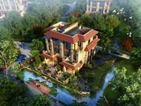 奥冠·水悦龙庭 二期-6米别墅小院