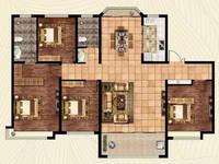 荣盛·公园印象4室2厅2卫户型图
