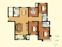 富丽华庭4室2厅2卫户型图