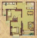 卓昱南苑 2室2厅1卫 95.51m² 价格79万