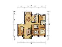 碧桂园·天誉4室2厅3卫户型图