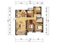 碧桂园·天誉4室2厅2卫户型图