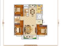 东尚名品3室2厅2卫户型图