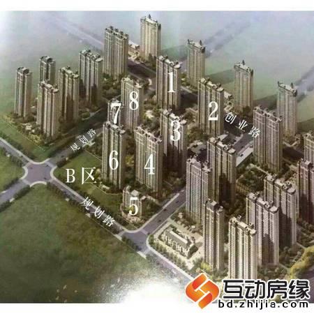 假日丽城 2室2厅1卫 107.45m² 单价12000包改名
