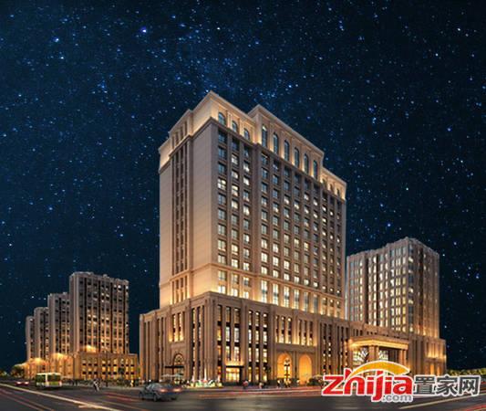 厚德中央锦城 底图