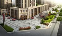 厚德中央锦城 商业西北口