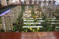 尚宾城·欢乐颂 沙盘