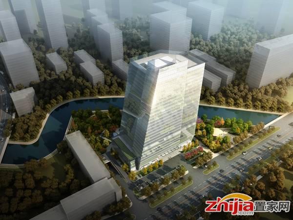 绿谷·未来城 绿谷未来城效果图