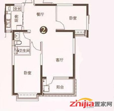 恒大御景半岛 ,精装两室,有本 能贷款总价低 140万好楼层