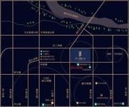 保利国际广场 交通图
