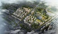 安联生态城 鸟瞰图