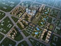 东南智汇城 鸟瞰图