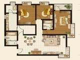 裕华区 国际丽都 3室 165平米 精装 商住两用