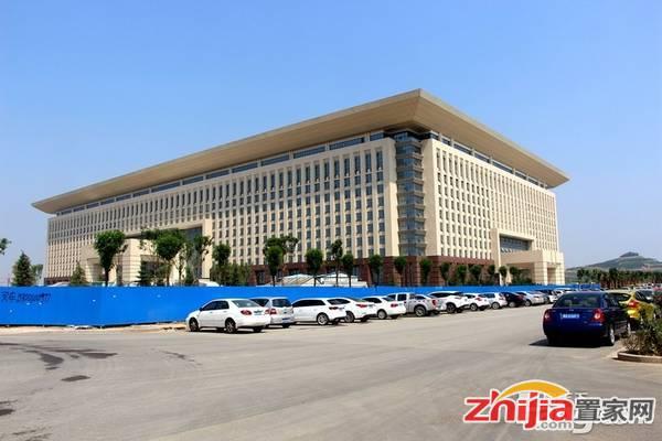 正定天山熙湖二期 市政中心