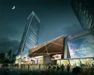 星际未来城 效果图