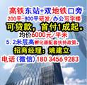 首开盘抄底价+5.2米层高+高铁东站+地鉄口+可贷款