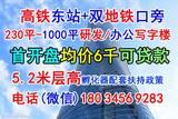 (首开盘)高铁东站+双地鉄口旁+买一层得俩层+办公写字楼
