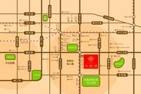 九宫馆 交通图