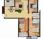 房东急需用钱,便宜出售3室2厅2卫140万