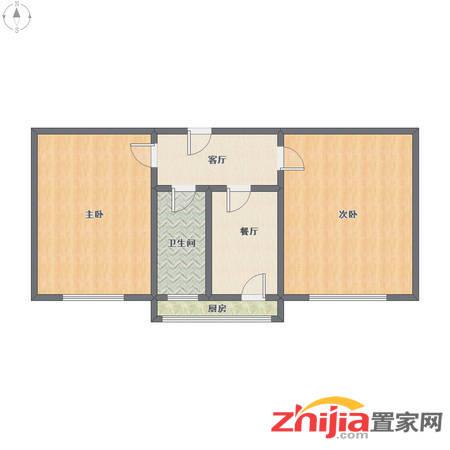尖岭小区 2室1厅