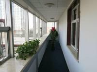 中华大街 中山路 保艺大厦 375平大开间 带隔断楼下就是地