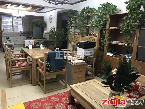 低价出租世纪花园 3000元 2室2厅1卫 精装 办公住家都