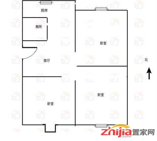 41中 友谊小学建材宿舍(友谊小学附近) 182万 3室1厅