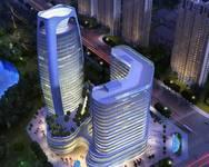 全新精装修未来城国际中心5A级高端写字楼出租(东湖商业中心) 租金1900元/月