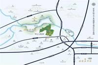 恒大十里温塘 交通图