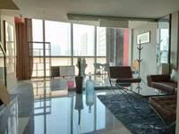 出租勒泰中心写字楼希尔顿旁7000带家具精装有钥匙随时看房