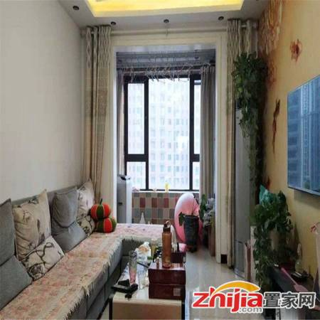 瀚唐小区精装婚房,首付40万,阳面客厅,随时看房