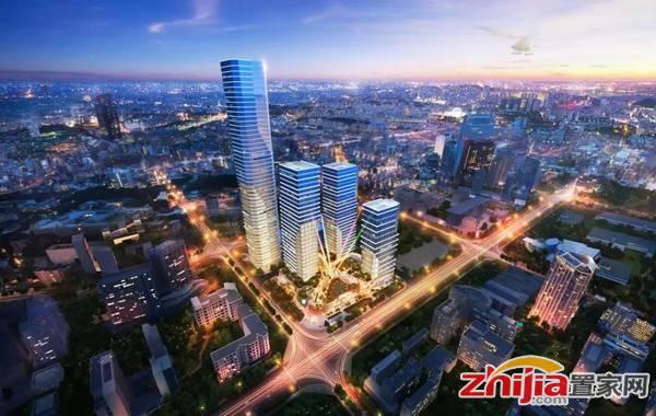 恒大中央广场 1室1厅1卫 45.73m² 价格78.9万