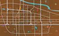 万科•新都会 交通图