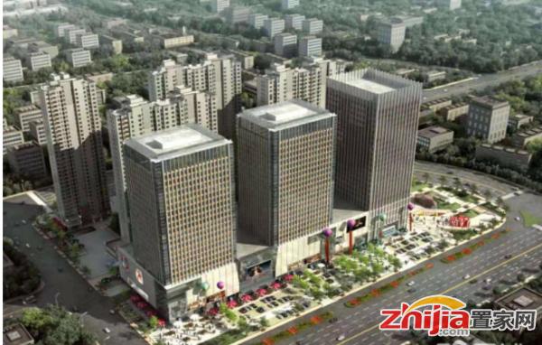 阳光新卓广场 10一60平产权旺铺 公寓 买一层送一层