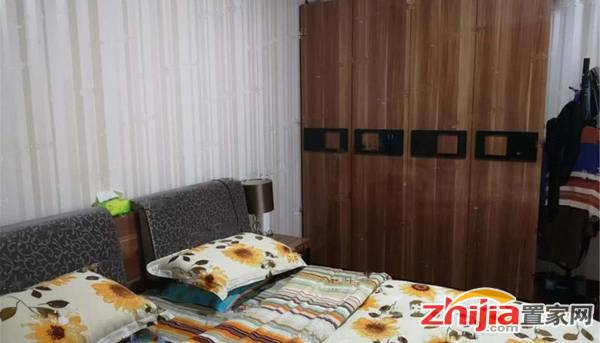 43中北邻  怀特翰墨儒林南区 2室2厅 干净整洁 实景照片