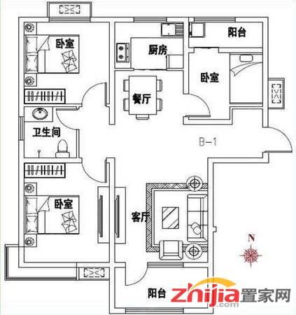 J区单价9500安联生态城 小三室封顶现房 马上办贷款