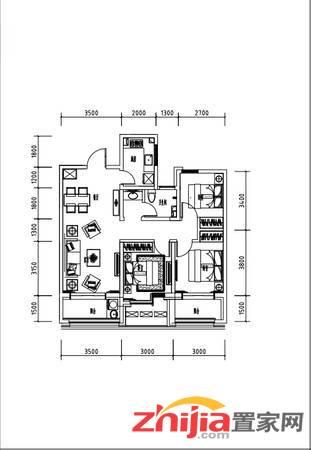 小三居 合作路小学和28中双学区 二环边 高端品质小区