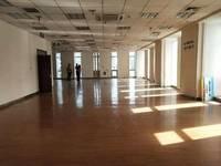 裕华区槐安路方北大厦 660平整层大开间 精装纯写 租金全含