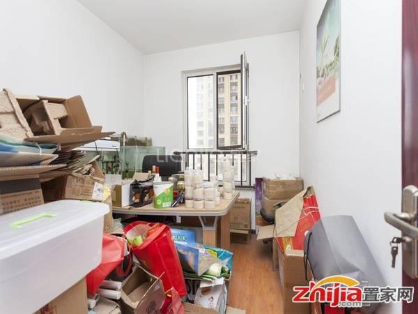 保利花园F区三居室,房本满两年,带车位储藏室。