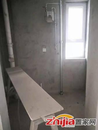 刚需东北二环博雅盛世毛坯通透2室随时看房送地下室