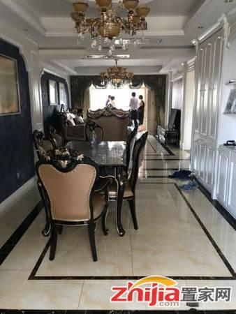 二环内,新上大四室保利花园欧式装修诚心出售,价格可谈
