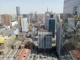 长安区地铁口睿和中心精装400平可带家具 落地窗 租金含票
