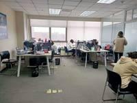 双地铁口华润万象城附近 中华商务120平精装修带隔断随时看房