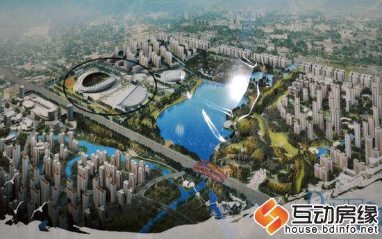 打印 聚焦保定西部 体育新城规划带动区域价值提升 保定互动房缘网