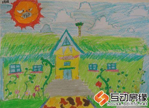 """6月16日""""哈罗城 我心中的家""""儿童绘画活动之现场作画"""