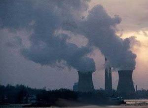 环境污染的绘画图片